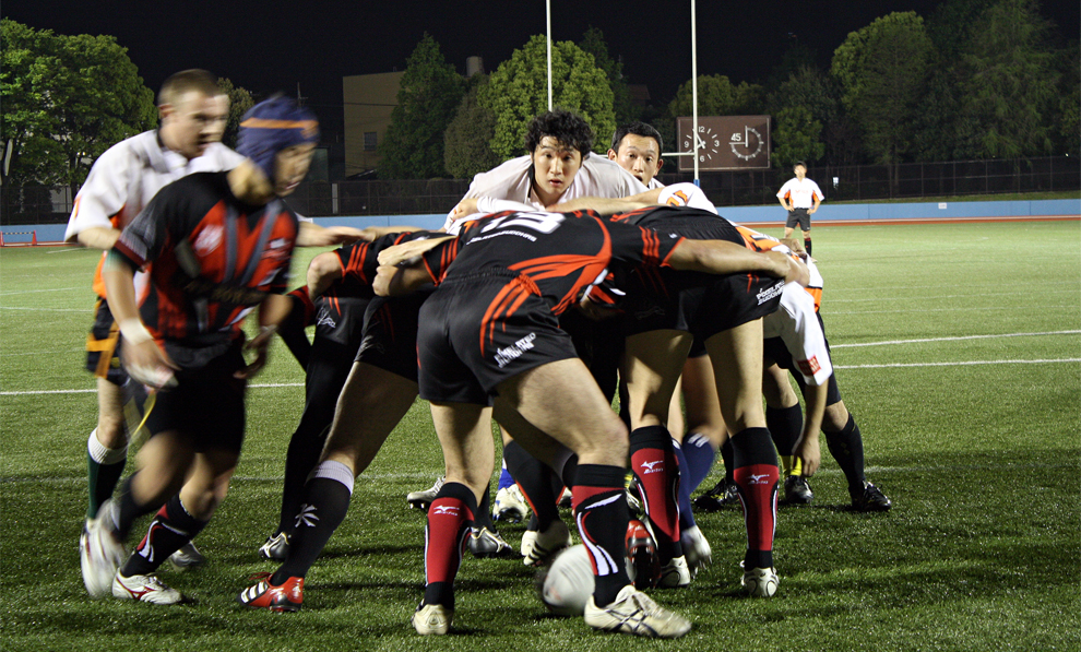 Giants/Crusaders vs. Warriors in Rugby League
