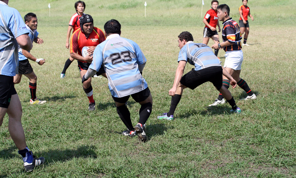 Toyko Crusaders RFC vs. Dasewa RFC