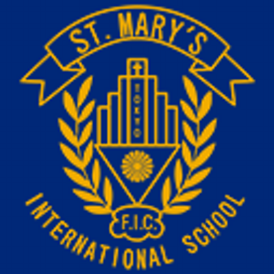 St Mary's crest