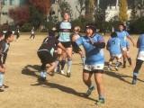 Ballet Rugby: Crusaders vs. NYK