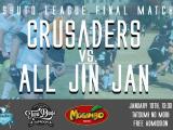 Finals Footy – The Shuto League Finale!
